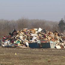 Odlagalište smeća u Belišću (Foto: Dnevnik.hr) - 2