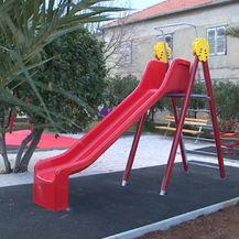 Park za djecu u Ugljanu (Foto: Dnevnik.hr)