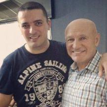 Mirsad Kerić, Šaban Šaulić (Foto: Instagram)