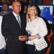 Šaban i Gordana Šaulić (Foto: Instagram)