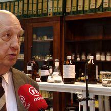 Stručnjak za sudsku medicinu i kriminalistiku Dušan Zečavić (Foto: Dnevnik.hr)