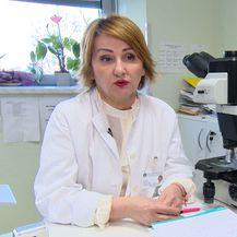 Doc.dr.sc. Vesna Ramljak KBC Sestre Milosrdnice, Klinika za tumore (Foto: Dnevnik.hr)
