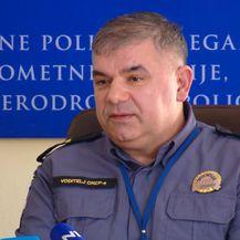 Voditelj Operativno-komunikacijskog centra PUZ Stipo Mandić (Foto: Dnevnik.hr)