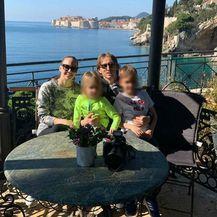 Obitelj Modrić (Foto: Instagram)