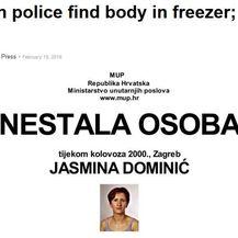 Naslovnice svjetskih medija o pronalasku tijela u zamrzivaču u Palovcu (Screenshot: Yahoo News)