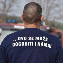 DVD organizirao prosvjed podrške Frani Lučiću (Foto: Hrvoje Jelavic/PIXSELL)