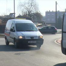 Nesreća na pješačkom prijelazu (Video: Dnevnik Nove TV)
