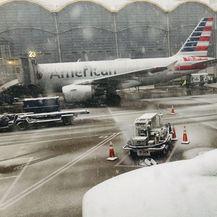 Snježna oluja u SAD-u (Foto: AFP)1