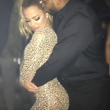 Khloe Kardashian i Tristan Thompson (Foto: Instagram)