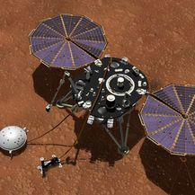 NASA-ina sonda InSight na Marsu