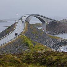 Atlanterhavsveien, Atlantska cesta, Norveška - 7