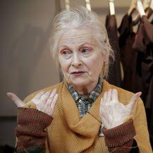 Kadar iz filma o Vivienne Westwood