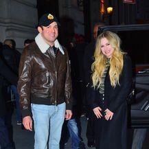 Avril Lavigne i Phillip Sarofim (Foto: Profimedia)