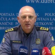 Dubrovačka policija o zapljeni 60 kilograma marihuane (Video: Dnevnik.hr)