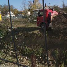 Zatrpana rupa u Babinoj gredi (Foto: Dnevnik.hr) - 1