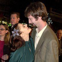S Tomom Greenom bila je u braku pet mjeseci