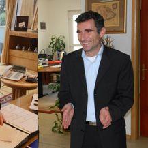 Kolinda Grabar-Kitarović i Huanito Luksetić (Ilustracija: Ured predsjednice/Pixsell)