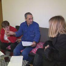 Radnik 3. maja Esad Dizdarević i njegova supruga Šefika Dizdarević (Foto: Dnevnik.hr) - 1
