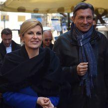 Kolinda Grabar-Kitarović i Borut Pahor (Foto: Dnevnik.hr) - 1