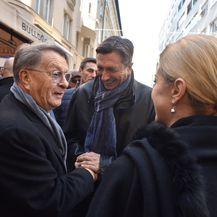 Kolinda Grabar-Kitarović i Borut Pahor (Foto: Dnevnik.hr) - 3