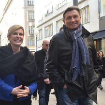 Kolinda Grabar-Kitarović i Borut Pahor (Foto: Dnevnik.hr) - 4
