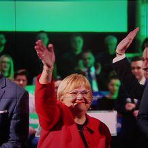 Amsterdamska koalicija predstavila izbornu listu za izbore za Europski parlament (Video: Vijesti u 17h)