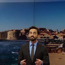 Dario Brzoja o nastanku i karakteristikama bure (Video: Dnevnik Nove TV)