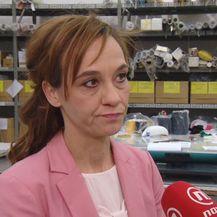 Poduzetnica Blaženka Jurčić (Foto: Dnevnik.hr)