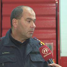 Darko Dukić, vatrogasni zapovjednik Šibensko-kninske županije (Foto: Dnevnik.hr)