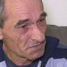 Esad Dizdarević, radnik 3. maja (Foto: Dnevnik.hr)