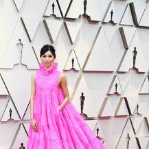 Ružičaste haljine Oscari 2019. - 2