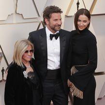 Gloria Campano, Bradley Cooper, Irina Shayk (Foto: Getty Images)