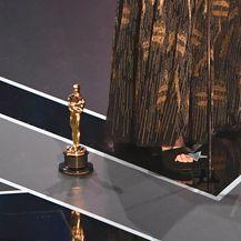 Na prošlogodišnjim Oscarima glumica je nosila visoke potpetice
