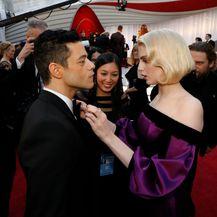 Rami Malek na 91. dodjeli nagrada Oscar imao je problema s leptir-mašnom - 4