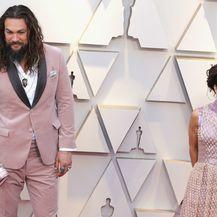 Jason Momoa i Lisa Bonet na 91. dodjeli nagrada Oscar - 6