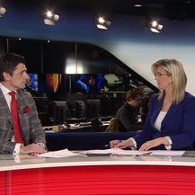 Gost Dnevnika Nove TV konzultant za korporativne financije Andrej Grubišić (Video: Dnevnik Nove TV)