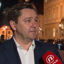 Predsjednik skupštine i zagrebačkog HDZ-a Andrija Mikulić (Foto: Dnevnik.hr)