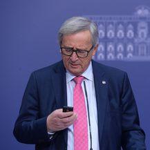 Predsjednik Europske komisije Jean Claude Juncker (Foto: AFP)