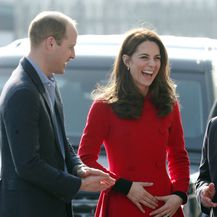 William i Catherine doputovali su u Belfast
