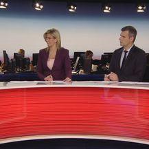 Politički analitičar dr. sc. Branimir Vidmarović u Dnevniku Nove TV (Foto: Dnevnik.hr) - 2