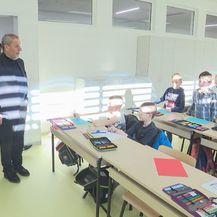 Novootvorena škola u Hrvatskom Leskovcu (Foto: Dnevnik.hr) - 1