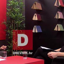 Intervju Lane Ružičić i Ivana Vrdoljaka (Video: Dnevnik.hr)