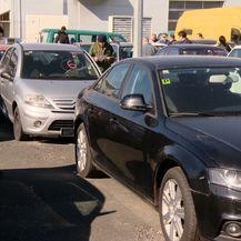 Vozila za licitaciju (Foto: Dnevnik.hr) - 2