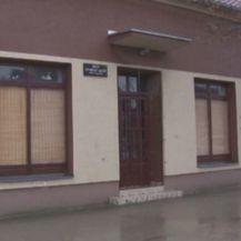Napad na hrvatske prostorije u Vojvodini