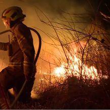 Veliki požar u Metkoviću - 1