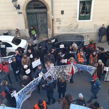 Građani prosvjeduju protiv GUP-a