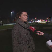 Petra Andrić iz Greenpeacea i Sanja Vištica
