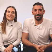 Gabriela Pilić i Slavko Sobin