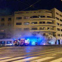 Požar na uglu Šubićeve i Zvonimirove - 4