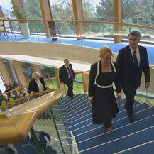 Zoran Milanović i Kolinda Grabar-Kitarović